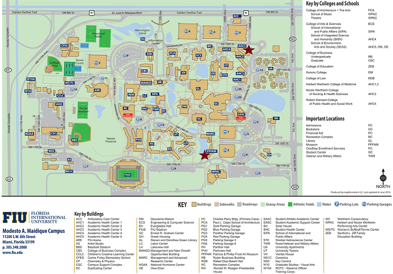 Travel Information Fiu Learn
